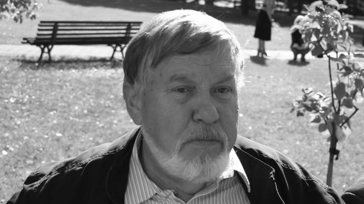 Nie żyje aktor Zygmunt Jerzy Nowak