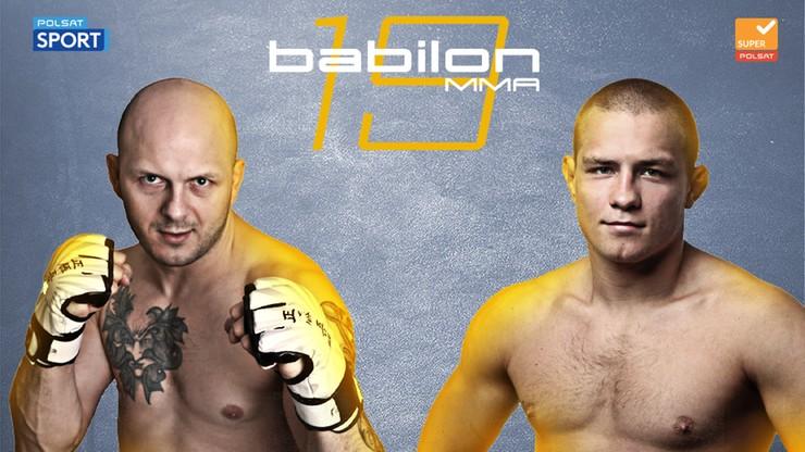 Babilon MMA 19 już 12 lutego