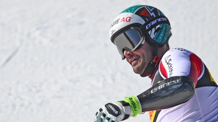 Alpejskie MŚ: Złoto Vincenta Kriechmayra w supergigancie