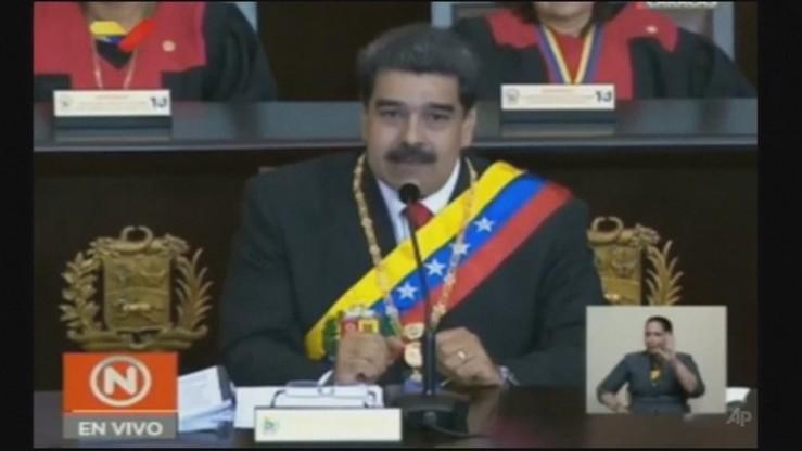 Reuters: rosyjscy najemnicy wzmacniają ochronę Maduro w Wenezueli