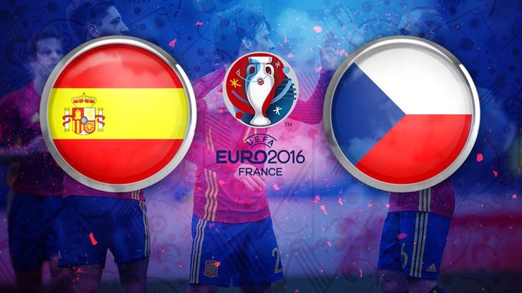 Hiszpania - Czechy: Transmisja w Polsacie, Polsacie Sport i Polsacie Sport 2