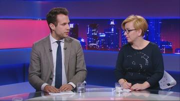 Hennig-Kloska o odmowie zeznań przez tłumaczkę Tuska: nie była tam jako kreator zdarzeń politycznych
