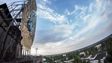 Płonie las w Czarnobylu. Ogień pochłania radioaktywne drzewa
