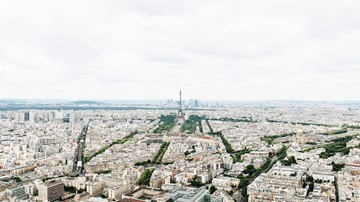 W Paryżu powstanie obóz dla uchodźców