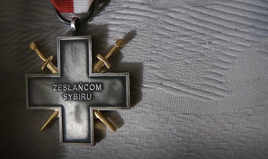 Odznaka pani Leokadii Korzun