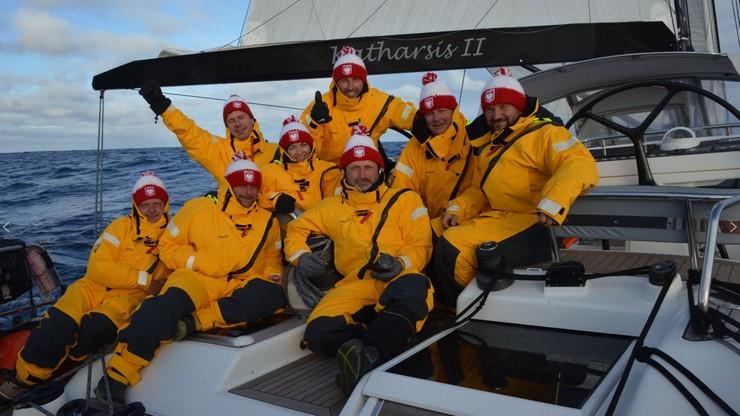 Niezwykły wyczyn polskich żeglarzy. Jako pierwsi na świecie okrążyli non-stop Antarktydę