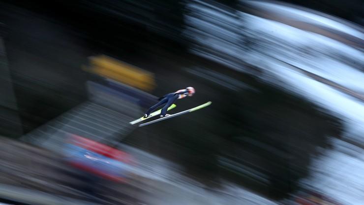 PŚ w skokach: Geiger wygrał kwalifikacje, Polacy wysoko