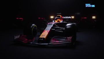 Red Bull zaprezentował swój nowy bolid