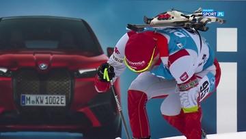 PŚ w biathlonie: Łukasz Szczurek zasłabł na trasie sprintu
