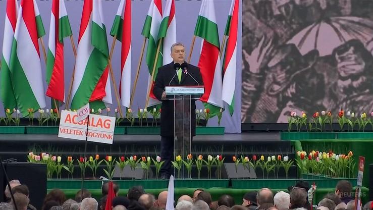 """""""Nowi komuniści"""". Kaczyński i  Orbán na okładce """"Politico Europe"""""""