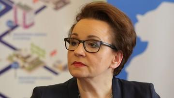 Ministerstwo przyjęło ramowe plany nauczania dla zreformowanych szkół