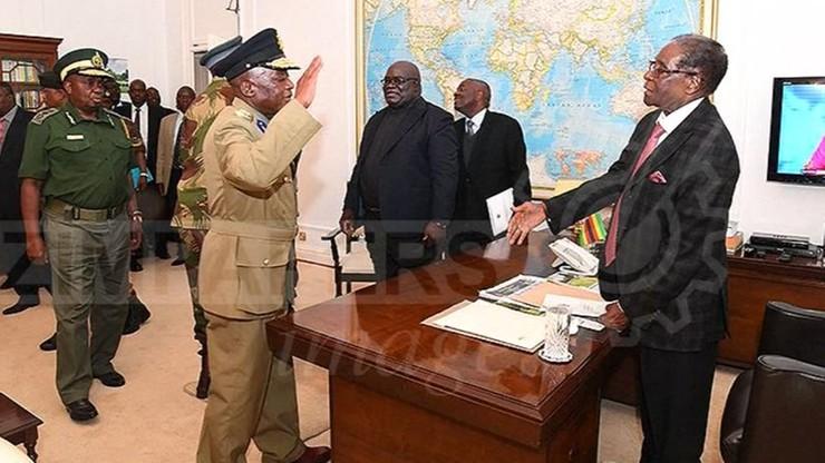 Prezydent Mugabe jednak nie ogłosił swojej rezygnacji. Opozycja zapowiada impeachment