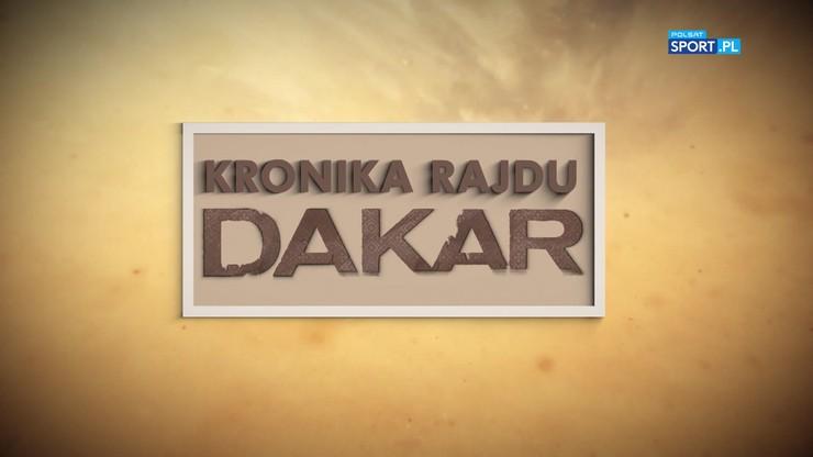 Kronika Rajdu Dakar - podsumowanie 43. edycji