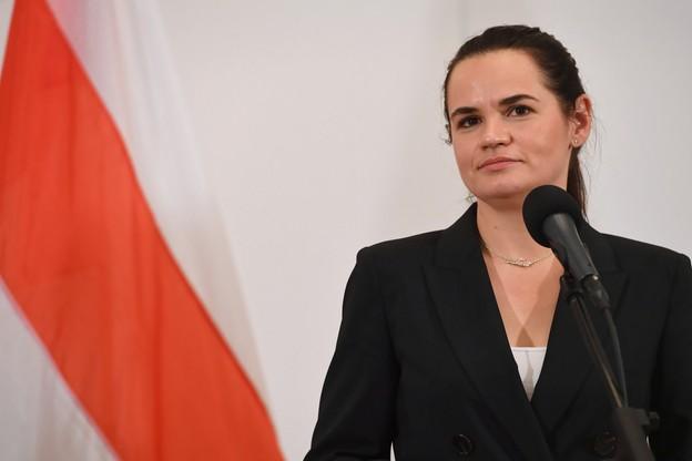 Spotkanie ws. Białorusi. Sawicki: dobrze mieć rozpoznanie, czy Cichanouska jest wysłanniczką Kremla