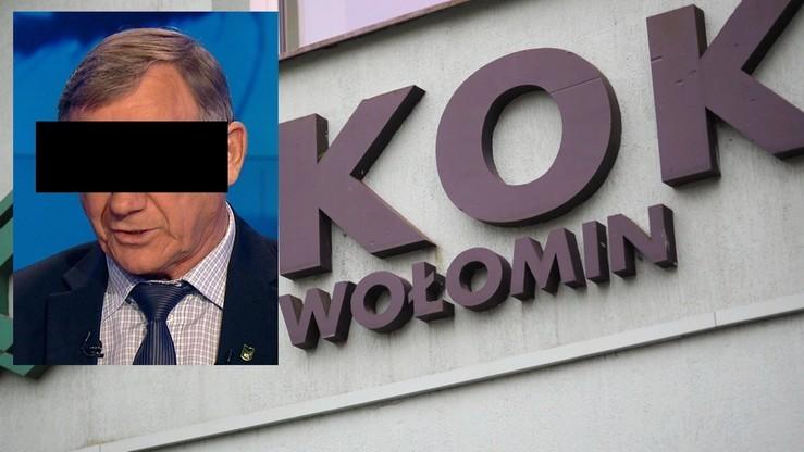 Były poseł Władysław S. aresztowany. Chodzi o wyłudzenie pieniędzy ze SKOK Wołomin
