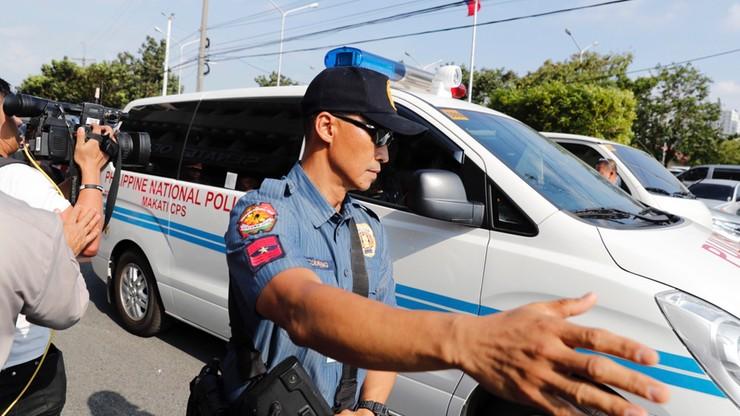 444 zabitych w kampanii narkotykowej na Filipinach