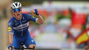 """Tour de France: Cavagna po kontuzji Stybara zadebiutuje w """"Wielkiej Pętli"""""""