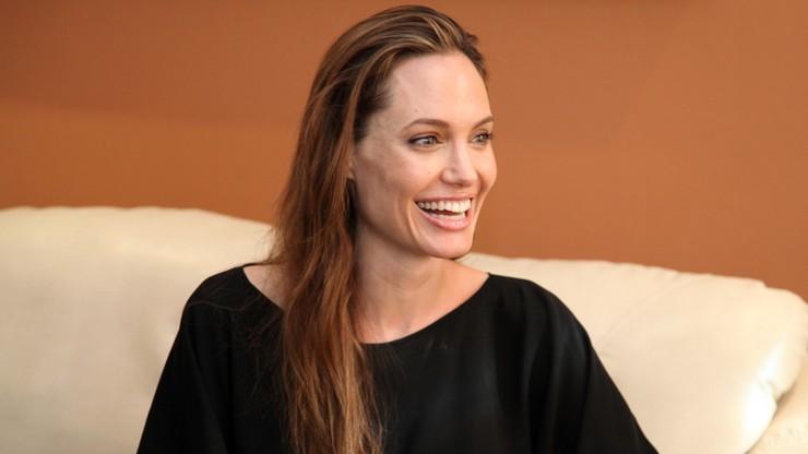 Angelina Jolie będzie wykładać na uczelni w Londynie