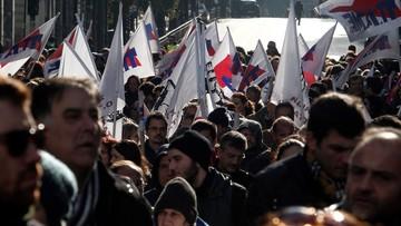Greckie wyspy odcięte od świata z powodu strajku marynarzy