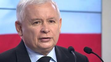 Kaczyński: być może Tusk milczy, bo zorientował się, jak dużo wiedzą prokuratorzy