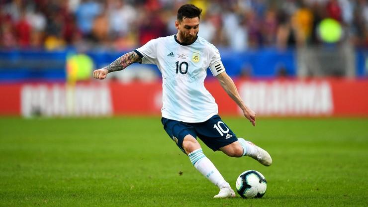 Copa America: Demony Brazylijczyków, boją się nie tylko przebudzenia Messiego