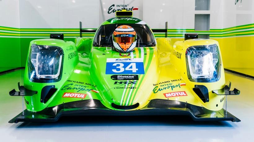 Polska reprezentacja na legendarny wyścig 24h Le Mans