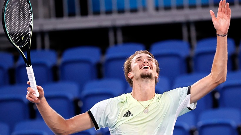 Tokio 2020: Alexander Zverev złotym medalistą w singlu