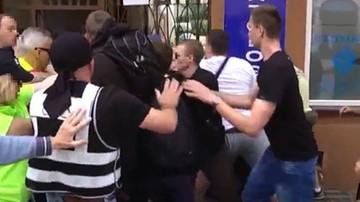 Pobicie działacza KOD w Radomiu. Szef Straży Miejskiej stracił pracę