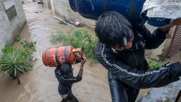 Powódź w Nepalu. Już 45 ofiar śmiertelnych żywiołu