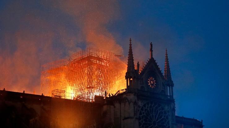 Po pożarze Notre Dame, hiszpański resort kultury zleca kontrolę przeciwpożarową zabytków