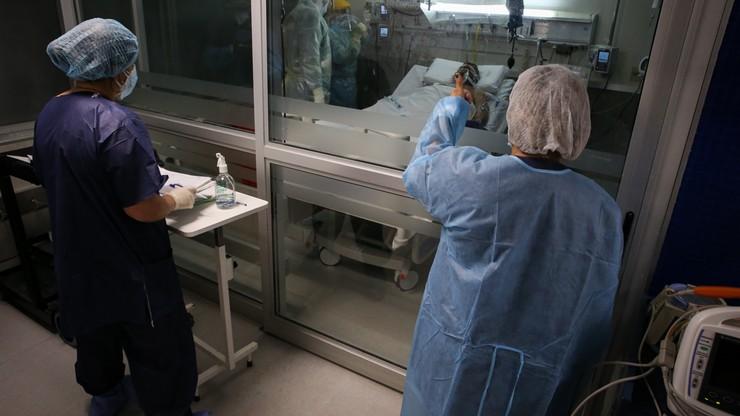 Koronawirus w Polsce. Minister zdrowia Adam Niedzielski o dużym spadku zakażeń