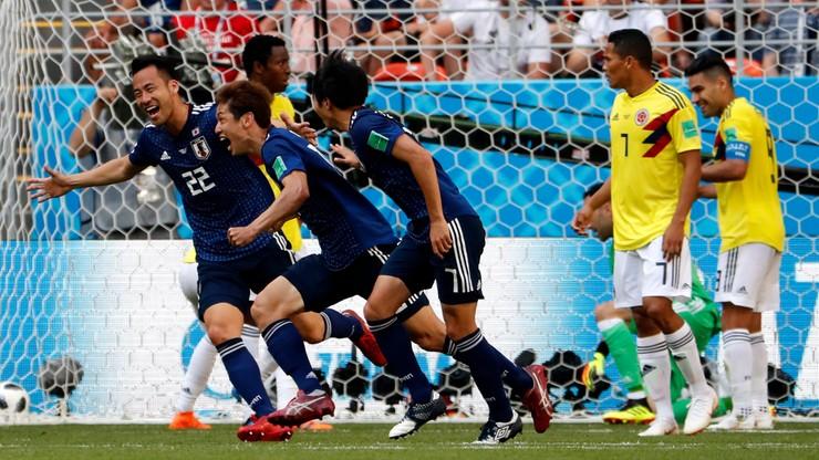 MŚ 2018: Kolumbia przegrała z Japonią! Niespodzianka na start grupy H