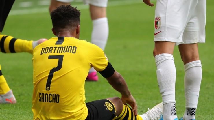 Media: Sancho musi zapłacić 100 tysięcy euro kary
