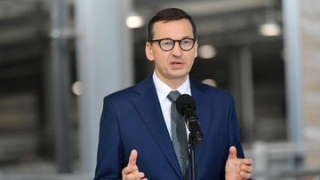 Premierzy Polski i Irlandii rozmawiali na temat zatrzymania samolotu Ryanair na Białorusi