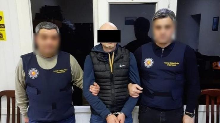 Napad na konwojenta w Łodzi. Sprawców zatrzymano w Gruzji