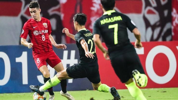 Chińskie kluby obniżą pensje piłkarzom