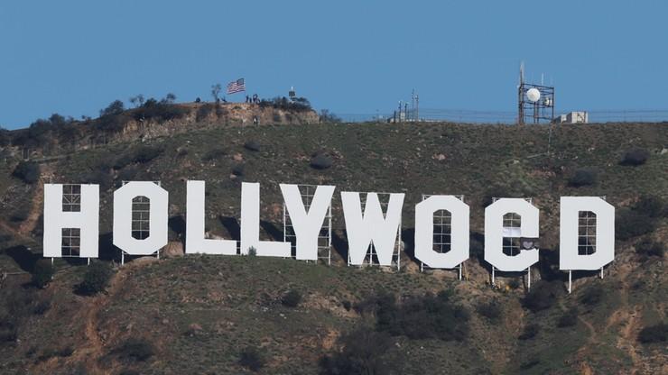 """""""Święte zioło"""" zamiast Hollywood. Przerobili słynny napis"""