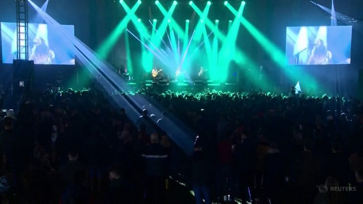 Koncert z publicznością w Liverpoolu. To test powrotu do normalności