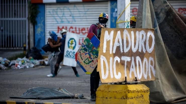 """""""Kpina z narodu"""". Prokurator generalna Wenezueli nie uznała wyborów"""