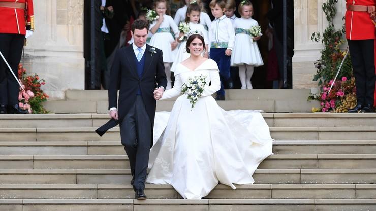 Znowu ślub w rodzinie królewskiej. Wśród gości księżniczki Kate i Meghan  z mężami
