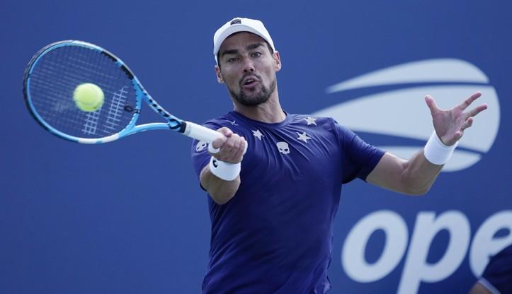ATP w Chengdu: Porażka najwyżej rozstawionego Fogniniego w finale