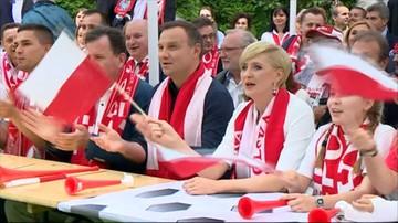 """Prezydent pogratulował polskim piłkarzom na Twitterze. Jest jedno małe """"ale""""..."""