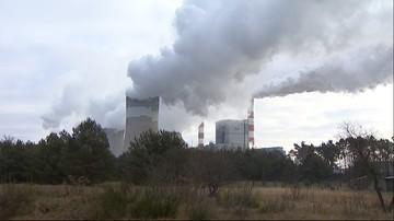 Działacze Greenpeace zeszli z komina elektrowni w Bełchatowie. Zostali zatrzymani przez policję
