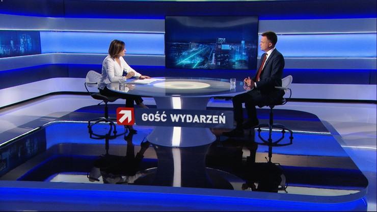 """Hołownia reaguje na słowa Trzaskowskiego: """"Uważałbym z takimi porównaniami"""""""