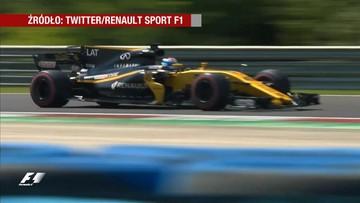Kubica wrócił na tor F1! Polak w centrum uwagi na testach na Węgrzech