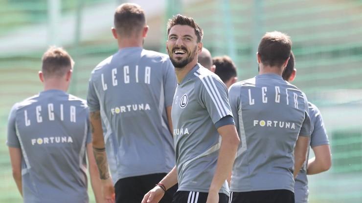 Liga Mistrzów: We wtorek Legia rozpoczyna rywalizację