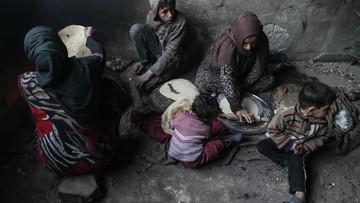 Dramatyczna sytuacja w oblężonej enklawie w Syrii. Ewakuacja chorych po apelu ONZ