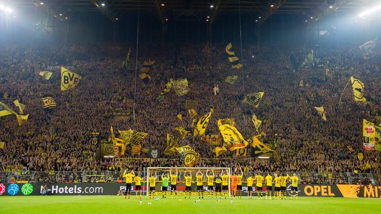 Borussia Dortmund przeciwko budowie muru na granicy USA i Meksyku