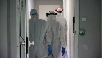 Ognisko koronawirusa w szpitalu w Gostyninie. 19 zakażonych pacjentów i 5 pracowników