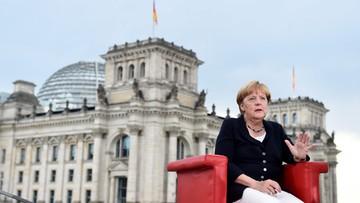 """Merkel: hasło """"damy radę"""" było słuszne. Niemcy pozostaną Niemcami"""